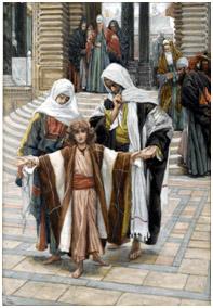 Year C – Holy Family Sunday
