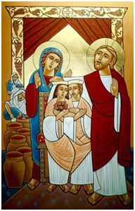 Year C – 2nd Sunday in Ordinary Time