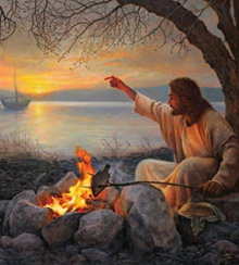 Year C – 3rd Sunday of Easter
