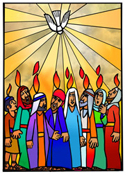 Year C – Pentecost Sunday