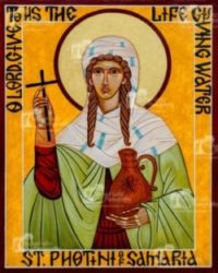 Year A – 3rd Sunday in Lent
