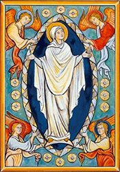 Year B – Assumption of the Blessed Virgin Mary