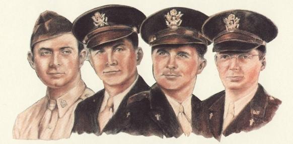 Four Chaplains Day Commemorates Fallen Heroes - Covenant Companion :  Covenant Companion